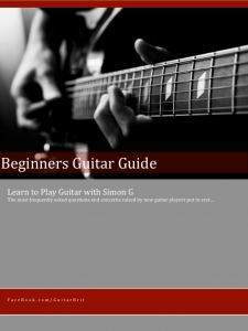 Beginner Guitar Guide